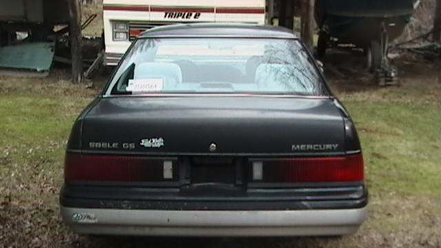 Picture of 1987 Mercury Sable, exterior
