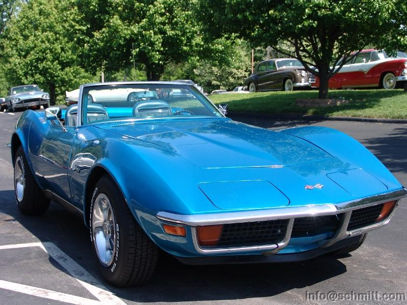 1971 Chevrolet Corvette Convertible picture, exterior
