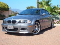 2003 BMW M3 Overview
