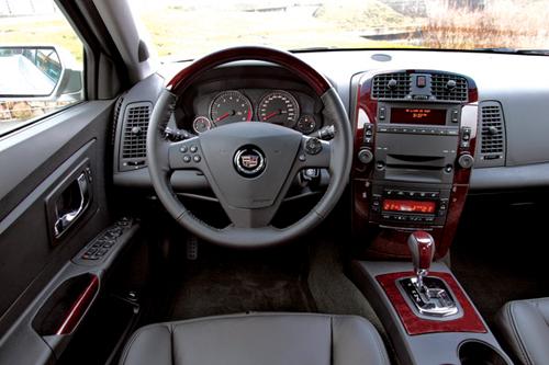 2006 Cadillac Cts Interior Pictures Cargurus