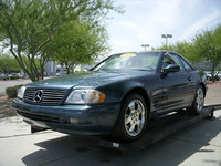 Picture of 2001 Mercedes-Benz SL-Class, exterior, gallery_worthy