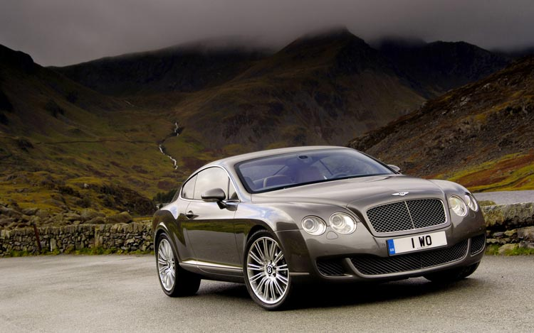 2008 Bentley Continental GT picture