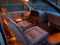 Picture of 1991 Buick Riviera Coupe, interior