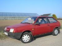 1988 Lada Samara Overview