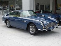 1967 Aston Martin DB6 Overview
