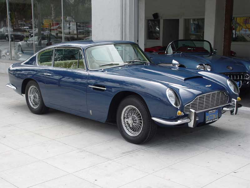 1967 Aston Martin Db6 Overview Cargurus
