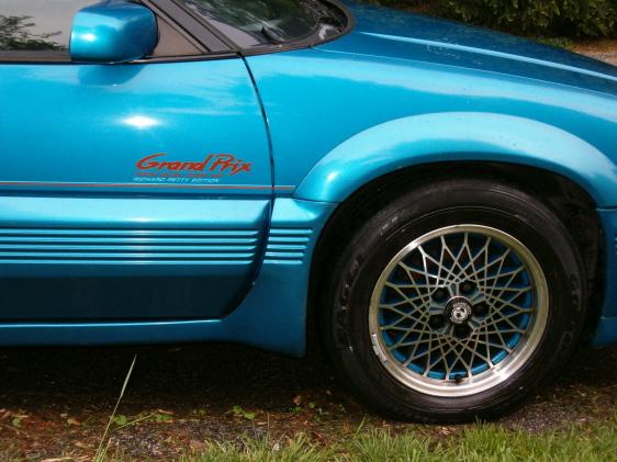 Pontiac Grand Prix Gt Coupe. 1992 Pontiac Grand Prix 2 Dr