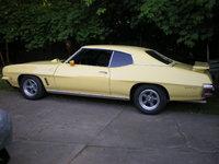 1972 Pontiac GTO, 72 GTO 455 , exterior
