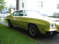 1972 Pontiac GTO, 72 GTO, exterior