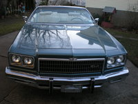 1975 Chevrolet Caprice, 75 CHEVY CAPRICE CLASSIC CONVERTIBLE LAST YEAR, exterior