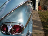 1958 Chevrolet Biscayne, 58 CHEVY, exterior