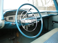 1958 Chevrolet Biscayne, 58 CHEVY, interior