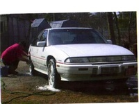 1993 Pontiac Grand Prix 4 Dr SE Sedan picture, exterior