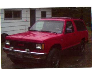 Picture of 1990 GMC S-15 Jimmy