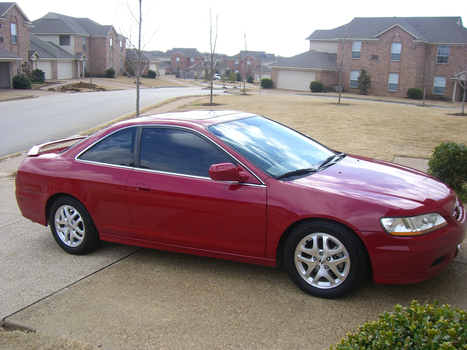 Picture of 2001 Honda Accord LX V6 Coupe, exterior