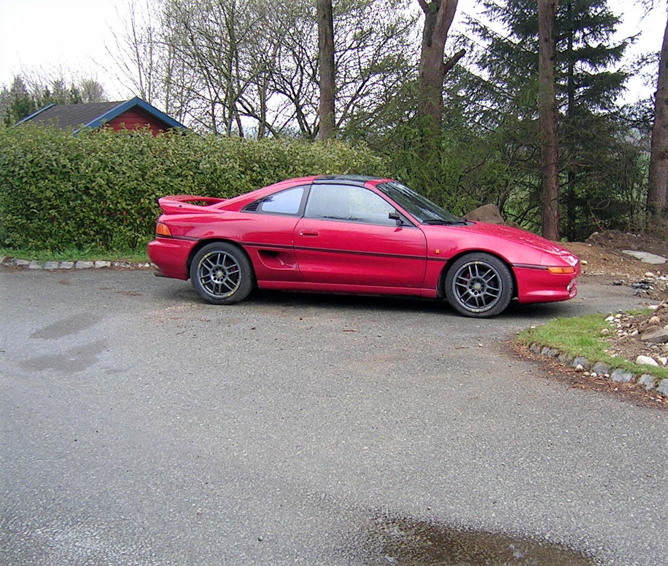 1991 Toyota Mr2 For Sale: 1991 Toyota MR2