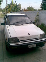 Picture of 1987 Suzuki Swift, exterior