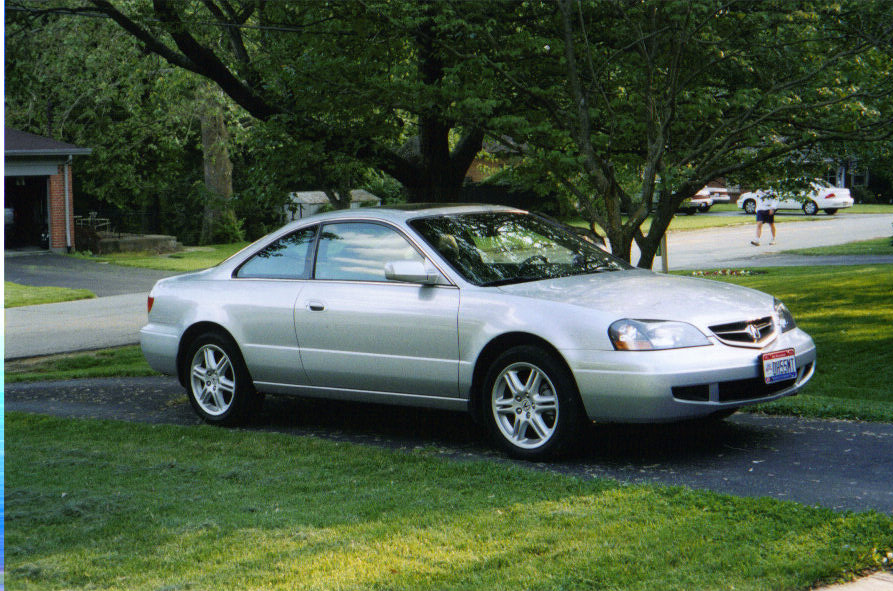 Acura Cl Dr Type S Coupe Pic
