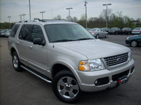 2004 Ford Explorer Limited V8 AWD picture, exterior