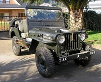 1958 Jeep CJ3B Overview