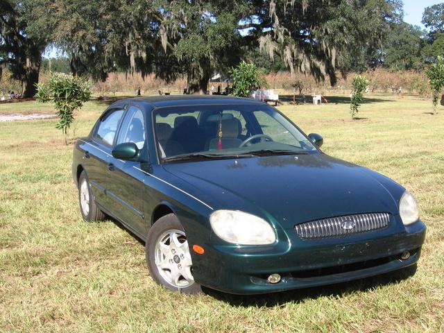Picture of 2001 Hyundai Sonata GLS, exterior