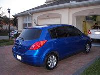 Picture of 2007 Nissan Versa SL Hatchback, exterior, gallery_worthy