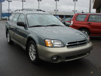 Picture of 2001 Subaru Outback Limited Wagon, exterior