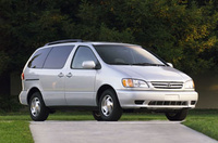 2003 Toyota Sienna Picture Gallery