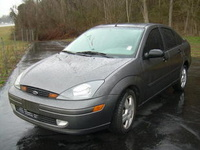 2004 Ford Focus Picture Gallery