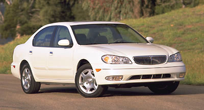 2001 Infiniti I30 4 Dr Touring Sedan picture