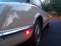 Picture of 1991 Buick Riviera Coupe, exterior