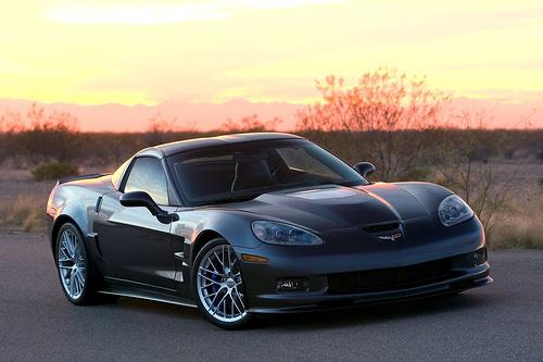 Picture of 2009 Chevrolet Corvette, exterior, manufacturer