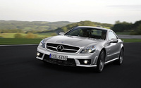 2009 Mercedes-Benz SL-Class, 2007 Mercedes-Benz SL65 AMG Roadster picture, exterior