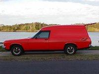 1977 Holden Sandman Overview