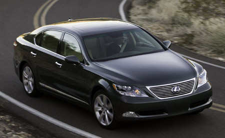 Picture of 2008 Lexus LS 460, exterior, gallery_worthy