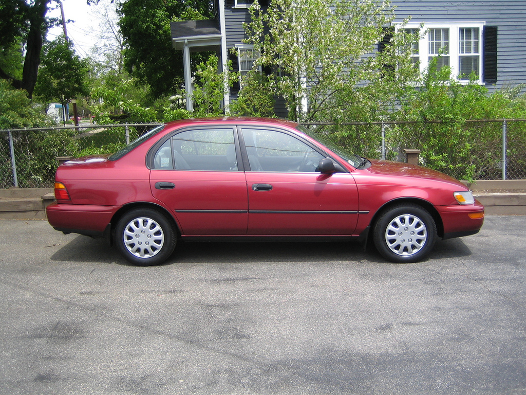 1994 toyota corolla all pics specs parts and prices autos post. Black Bedroom Furniture Sets. Home Design Ideas