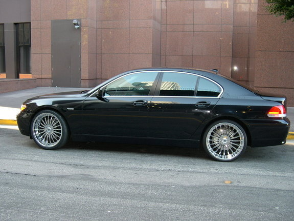 Picture of 2008 BMW 7 Series, exterior, gallery_worthy