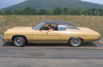 1973 Chevrolet Impala