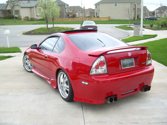 Picture of 1994 Honda Prelude 2 Dr VTEC Coupe, exterior