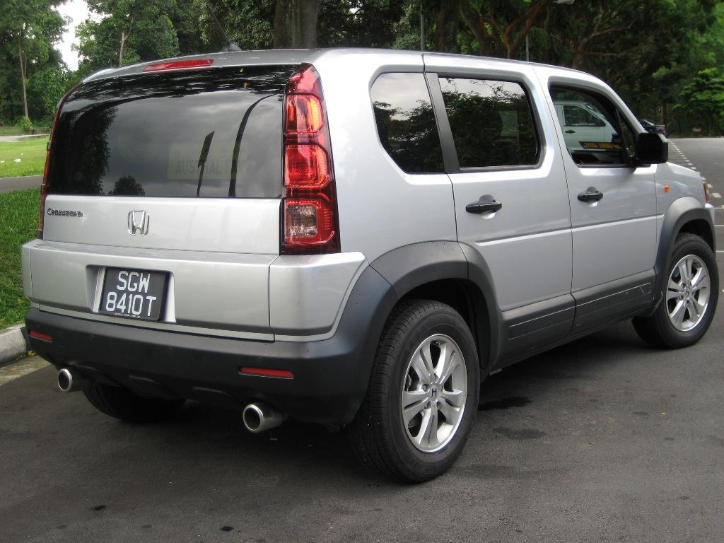 2008 Honda Crossroad Pictures Cargurus