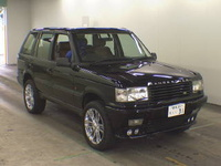 2000 Land Rover Range Rover 4.6 HSE picture, exterior