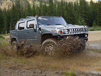 Picture of 2009 Hummer H2 SUT Adventure, exterior, manufacturer