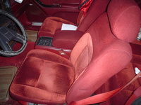 Picture of 1986 Ford Thunderbird, interior