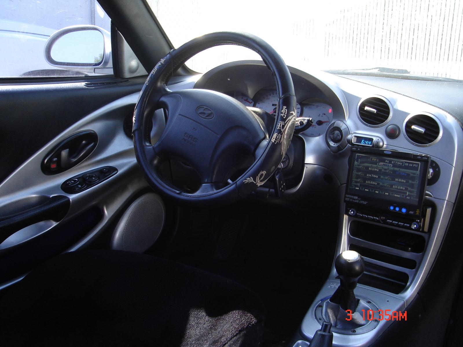 2000 Hyundai Tiburon Interior Pictures Cargurus