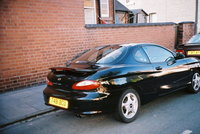1999 Hyundai Coupe Picture Gallery