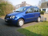 2006 Fiat Panda Overview