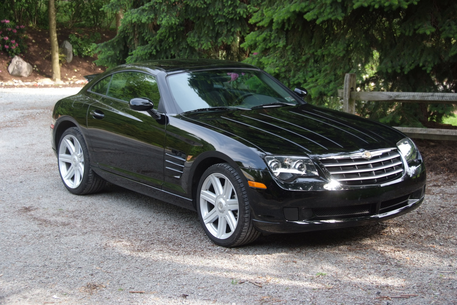 2006 Chrysler Crossfire Pictures C8209 pi17103752 on chrysler prowler car