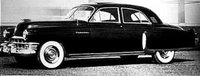 1949 Cadillac Sixty Special Overview