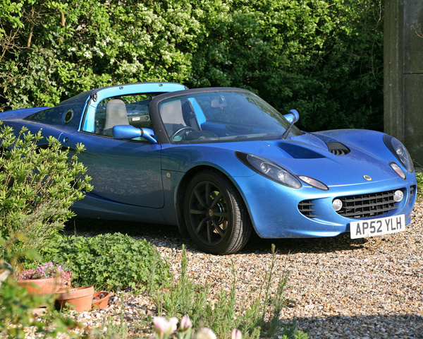 Picture of 2002 Lotus Elise, exterior