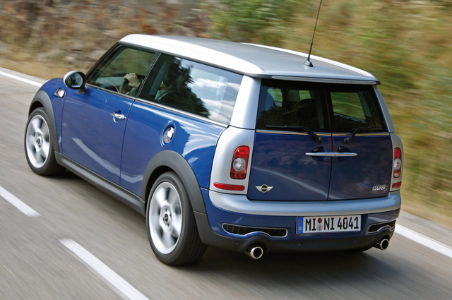 Picture of 2008 MINI Cooper Clubman S FWD, exterior, gallery_worthy